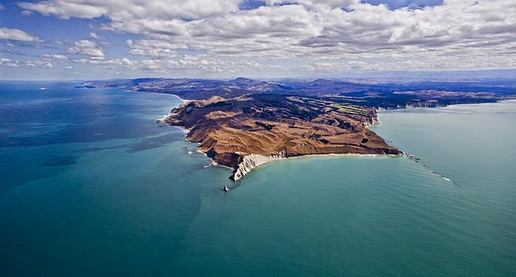 Cape Kidnappers, see more at New Zealand Journeys app for iPad www.gopix.co.nz