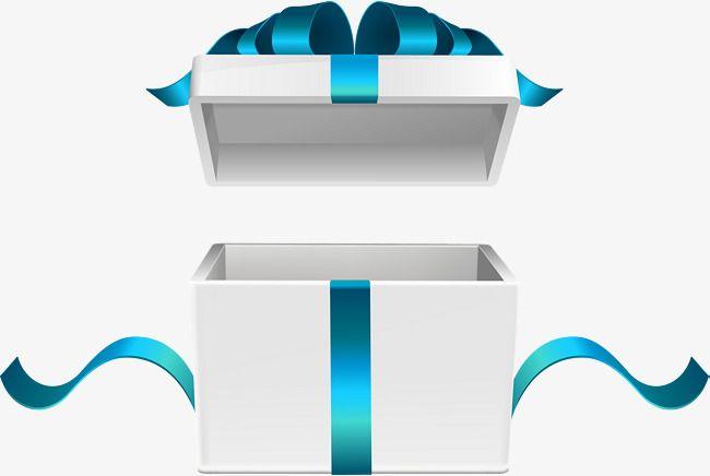 Caja De Regalo Blanco Vector Abrir Vacia Vacia La Caja De Regalo Png Y Vector Para Descargar Gratis Pngtree Empty Gift Boxes White Gift Boxes Gift Box