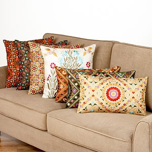 Palace Toss Pillows - Cost Plus World Market
