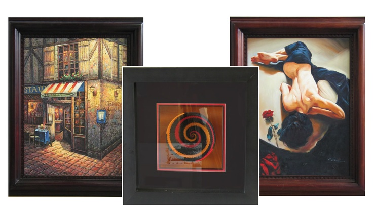 Tom`s Art Verno collection is from Holland and consists of a wide range of beautiful ornate frames and oil paintings.