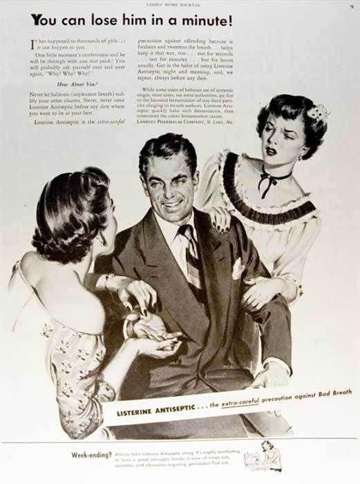 Vintage Sexist Ads: Real-Life Ads From the 'Mad Men' Era
