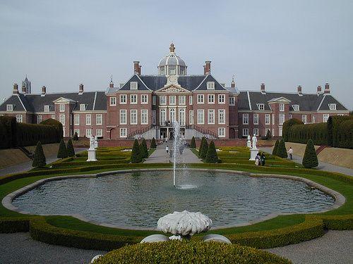Paleis Huis Den Bosch, Den Haag