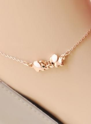 Elephant Anklet,  Jewelry, anklets, Chic