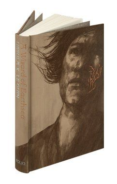 wizard of earthsea illustrated edition