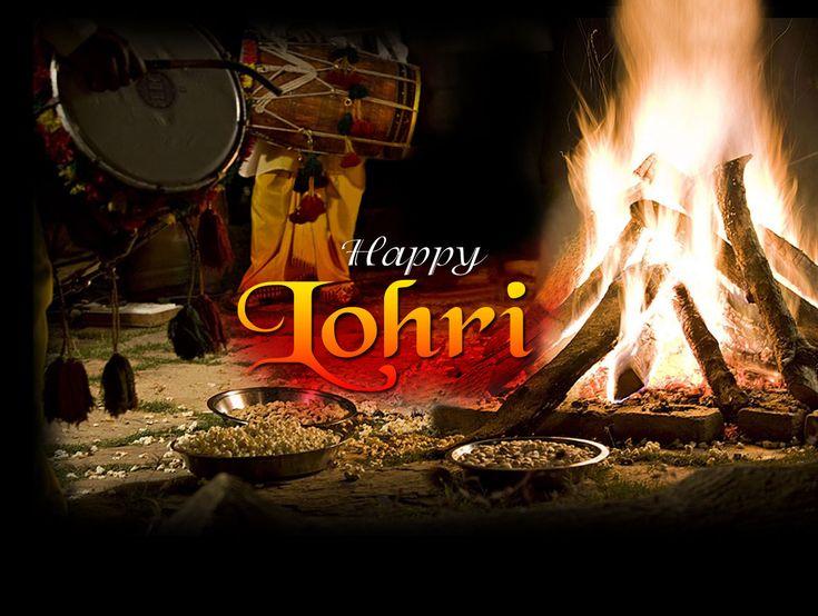Happy Lohri 2017 Images HD