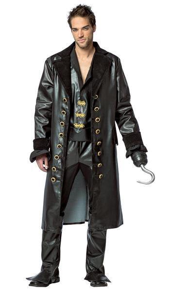 Disfraz Capitán Garfio. Once Upon a Time (Erase una Vez)  Ahora podrás convertirte en uno de los personajes de la serie de tv Erase una vez con Capitán Garfio.