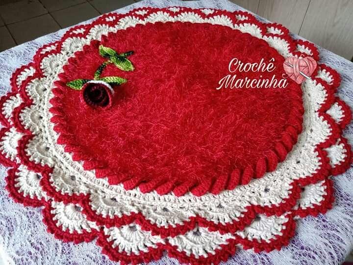 Pin Em Crochet Croches