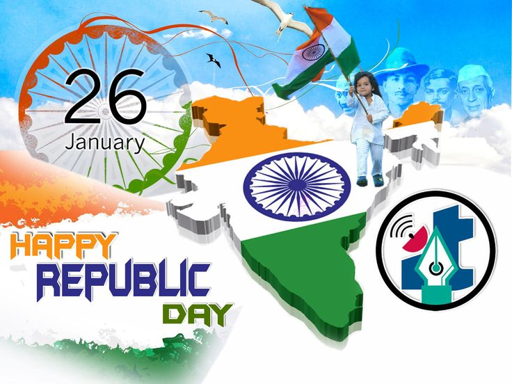 26 January 2015. The #Republic #Day is celebrated in India on #26 #January every year. The day marks the #sovereignty of the #country, as on this day in 1950 the Constitution of India was adopted. The signature celebration of the event is the Republic Day Parade, which is held in the capital city, New Delhi. This year, the US President Barack Obama will be the chief guest at the Republic Day celebrations. #Happy #Republic #Day. http://itclubindia.org/