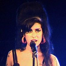 Amy Jade Winehouse (14 September 1983 – 23 July 2011) was an English singer and songwriter known for her deep contralto vocals and her eclectic mix of musical genres including R & B, soul and jazz