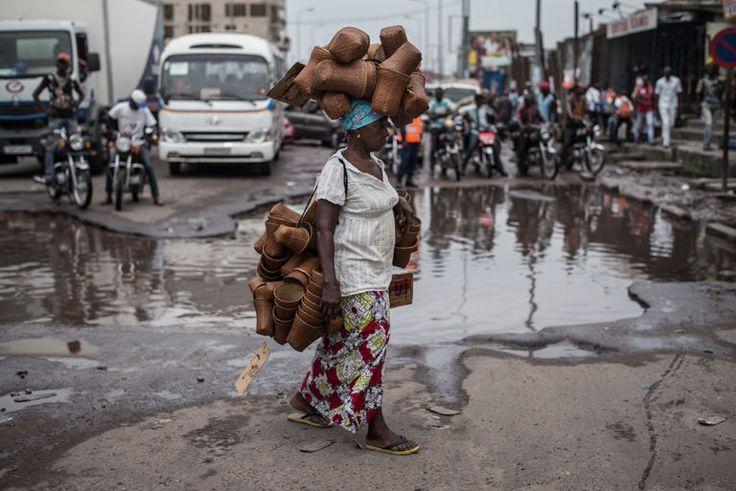 segregacion, capitalismo salvaje R.D.Congo