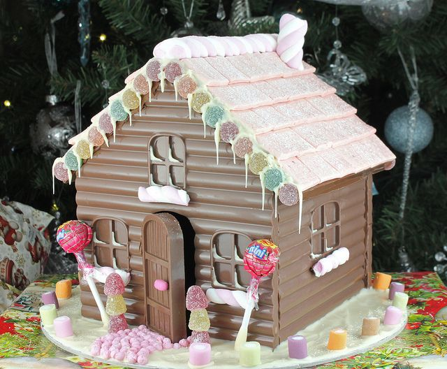 15 Best Chocolate House Images On Pinterest Chocolate