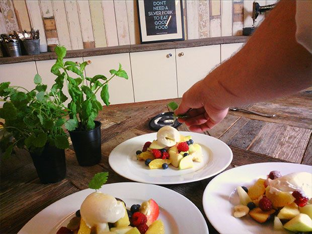 Hearty desserts with the Narrative Clip!