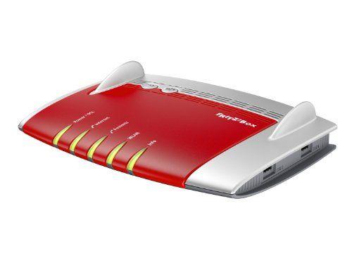 Computer & Zubehör: AVM FRITZ!Box 7490 WLAN AC + N Router (VDSL/ADSL, 1.300 Mbit/s (5 GHz), 450 Mbit/s (2,4 GHz), DECT-Basis, Media Server) [ #GERMANY ] Computer & Zubehör