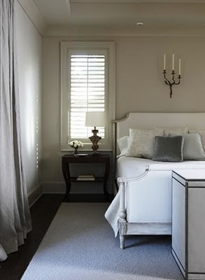 Bedroom  White Bedgray Carpet  Interiors  Pinterest  Carpets Extraordinary Gray Carpet Bedroom Decorating Inspiration