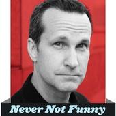 Never Not Funny! Jimmy Pardo