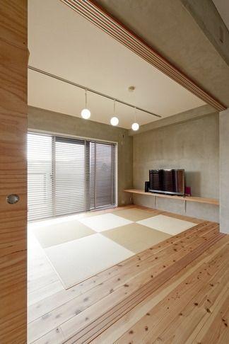 その他事例:和室1(回遊式WICは見た目も使い勝手も上々。スギの香り漂うリノベーション)