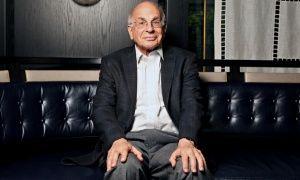 Daniel Kahneman: 'We're beautiful devices' | Science | The Guardian