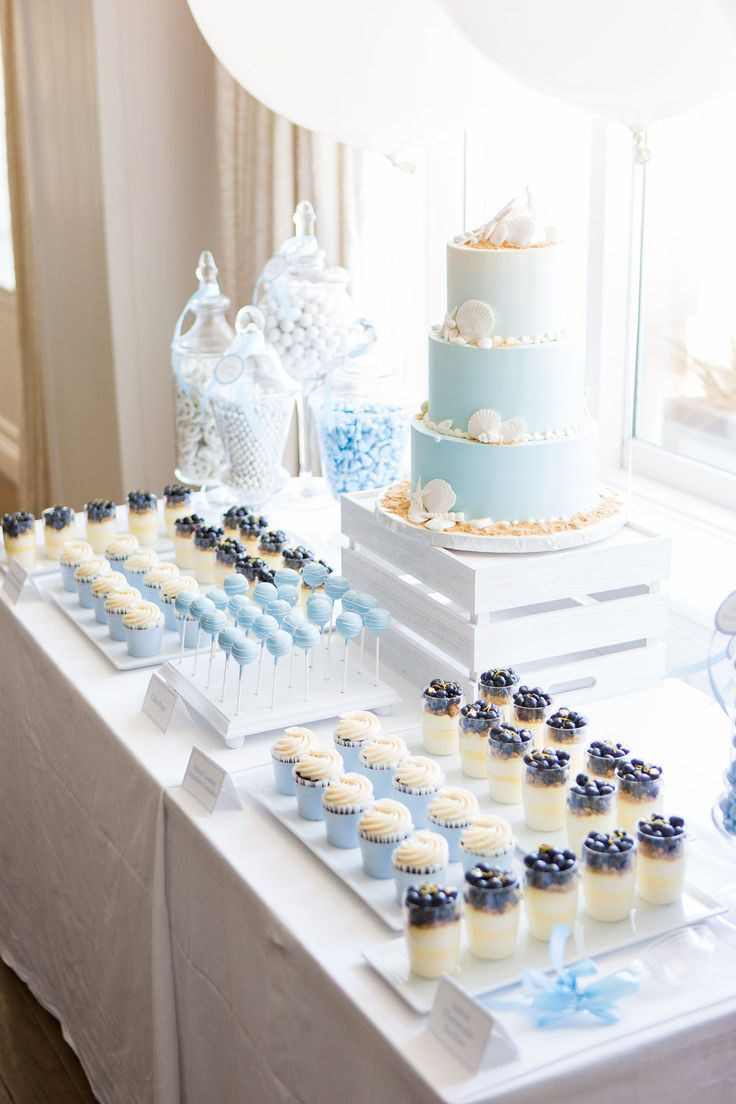 Best 25 Beach Bridal Showers Ideas On Pinterest