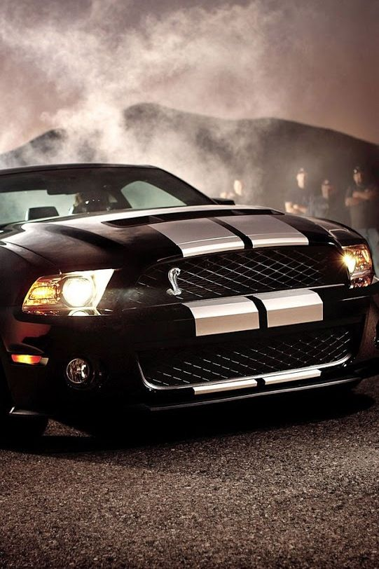 Ford Mustang Shelby Cobra...another car i race in RR3.