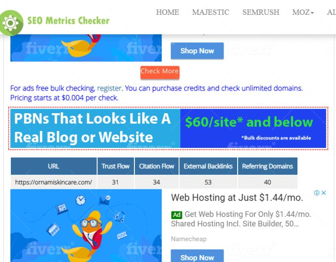 Atifmehdi I Will Increase Majestic Trust Flow Up To 35 Grantee Tf Cf For 15 On Fiverr Com Seo Services Trust Majestic
