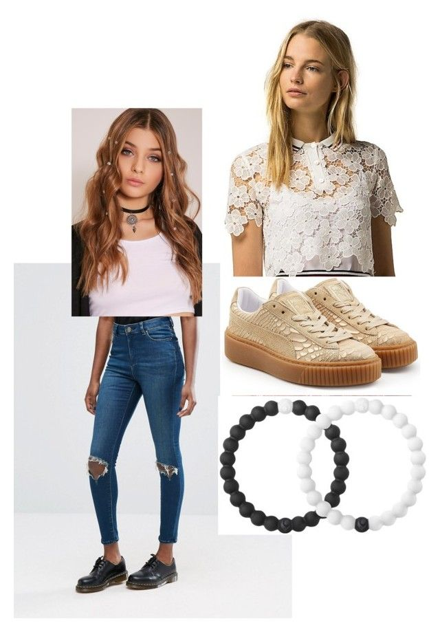 """Untitled #2330"" by dani-vasquez ❤ liked on Polyvore featuring ASOS, Tommy Hilfiger, Puma and Lokai"