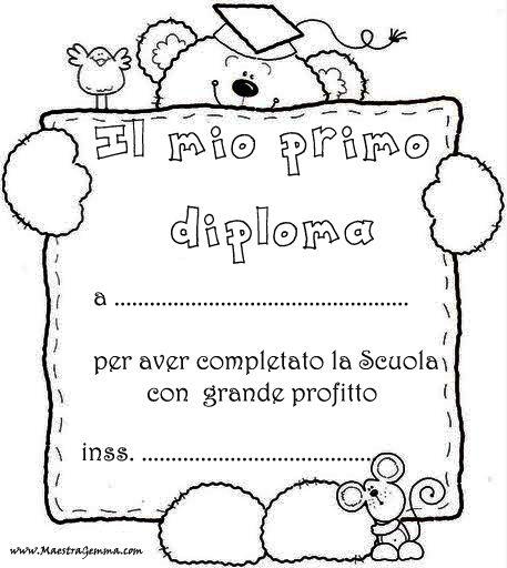 Diplomi e attestati