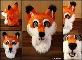 Fursuit Building- How to build the Head. - Furry RPG Wiki - Wikia