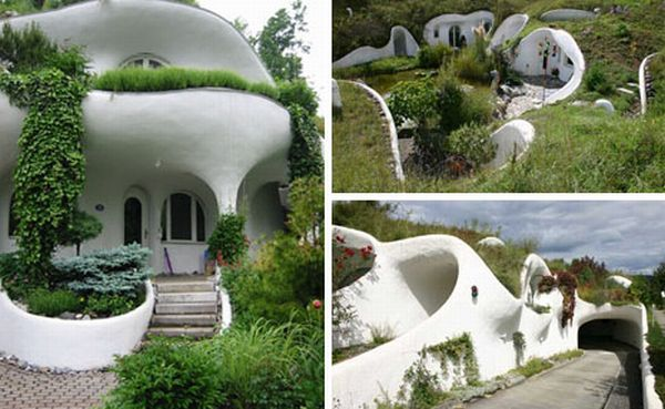 Underground Homes Switzerland Troglodyte Pinterest