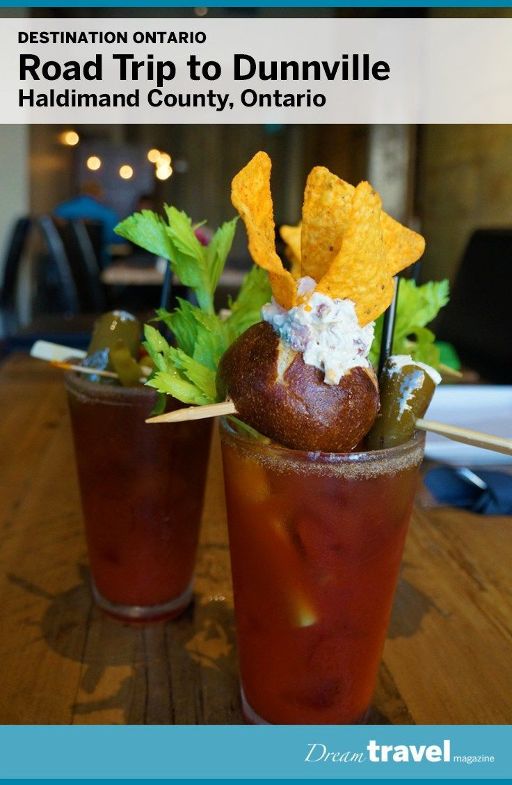 Debts Cuisine in Dunnville Ontario serves up a delicious fine dining menu in a casual environment. Be sure to sample one of these Ballpark Caesars to start off!