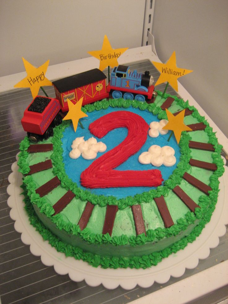 Best  Chuggington Cake Ideas On Pinterest Thomas Birthday - Thomas birthday cake images