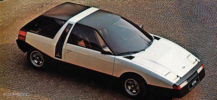 1979 Ford Fiesta GTK