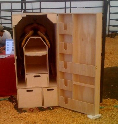 79 Best Tack Trunk Designs Images On Pinterest Tack Box