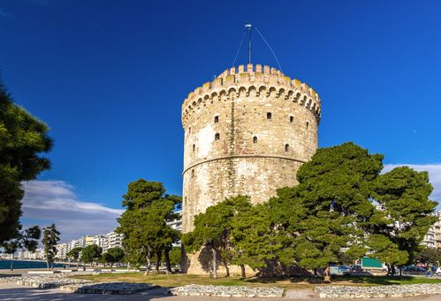 Thessaloniki's Coastline: What to see and do with the kids #Greece #Thessaloniki