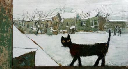 "Gogi Chagelishvili ""It's Winter"""