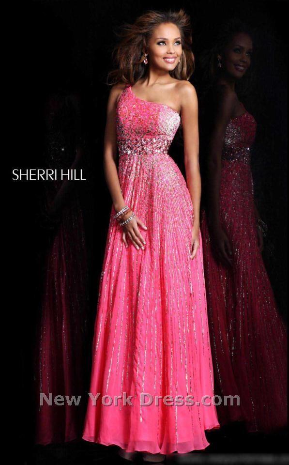 Mejores 37 imágenes de Sherry hill Dresses Pink en Pinterest ...
