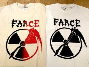 Image of Farce 'Cataclysmic Nuclear Disaster' Shirt UKHC