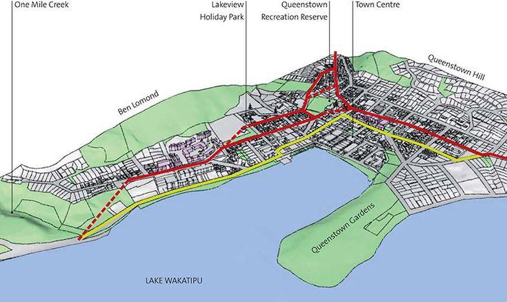 Inner Queenstown Transport Study