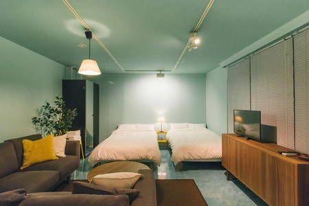 Airbnbで見つけた素敵な宿: Mid of Roppongi, Minimal Base #1 - 借りられるアパート - Minato-ku