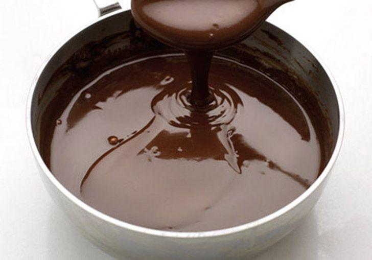 Σάλτσα σοκολάτας