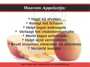 voordelen van appelazijn