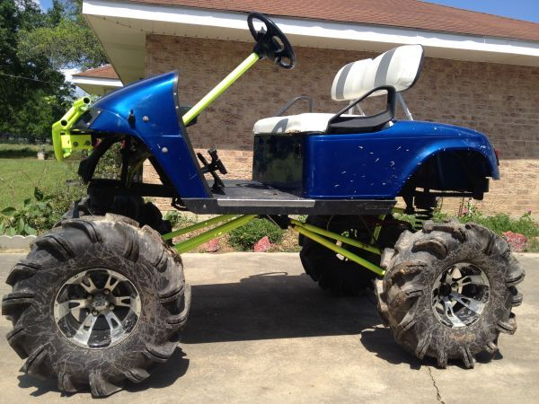 2006 48 volt, 8 HP, 2007, Custom Cart Golf Cart / UTV For Sale in Lafayette - Louisiana Sportsman Classifieds, LA