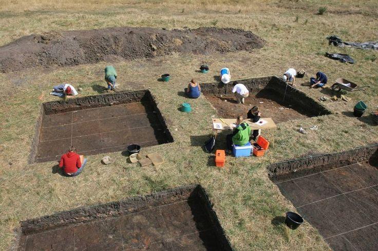 Focus sur la campagne de fouilles archéologique à Marsal le 28 août