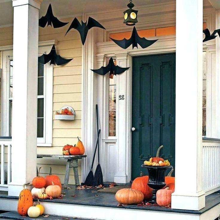 Halloween Bay Decoration Ideas In 2020 Easy Outdoor Halloween Decorations Halloween Outdoor Decorations Halloween Decorations Diy Outdoor