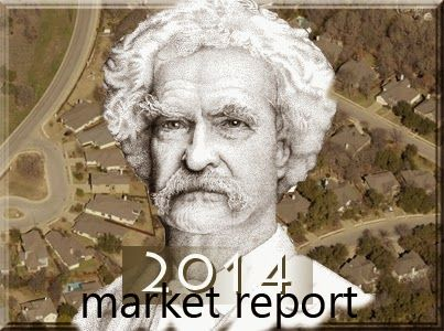 Austin Real Estate Secrets: Austin Real Estate Market Update, Dec. 2014--Year in Review