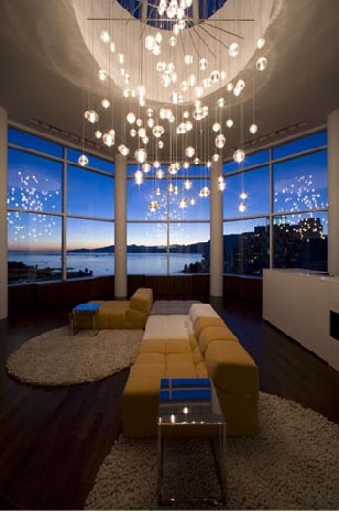 michael bolund lighting - Love the lighting and the view