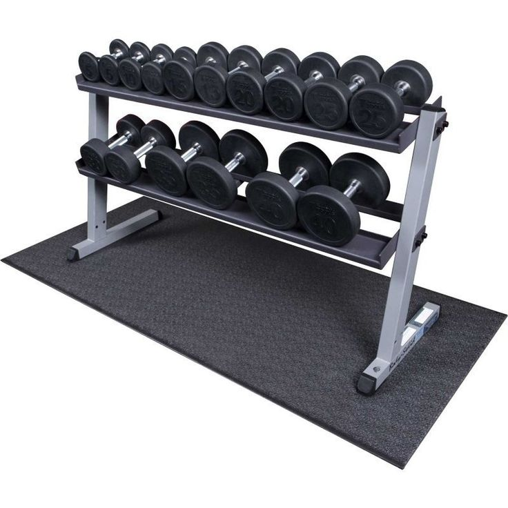 Dumbbell Set Big 5: Best 25+ Dumbbell Rack Ideas On Pinterest