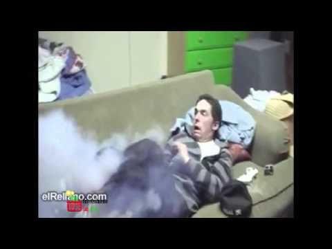 Videos de Bromas, Videos de Sustos de Risa y Unos Pedos en la Cara Para Despertarse!
