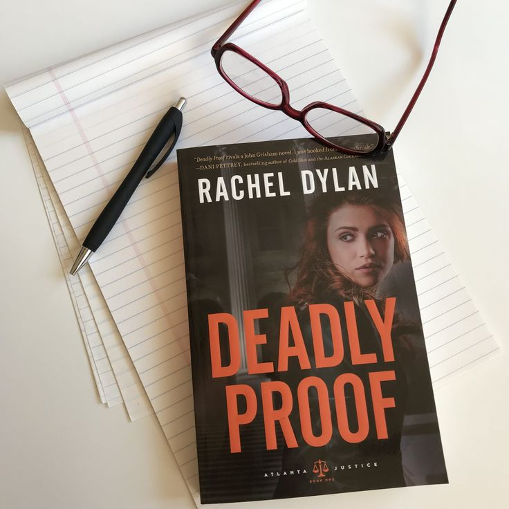 Deadly Proof Rachel Dylan Bethany House Publishers, 2017 For attorney Kate Sullivan winning is everything – not for the big payout but because justice for [...]