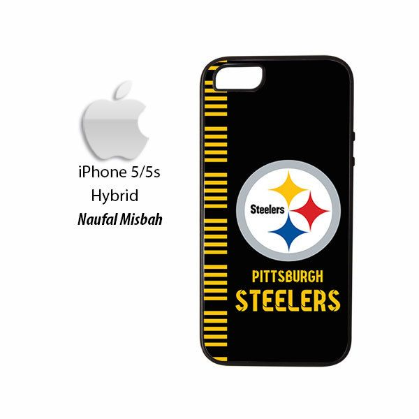 Pittsburgh Steelers Inspired #2 iPhone 5/5s HYBRID Case Cover