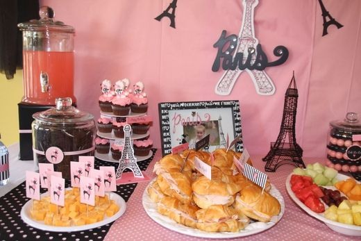 Fiesta París en primavera